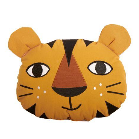Roommate Kissen Tiger Bio-Baumwolle