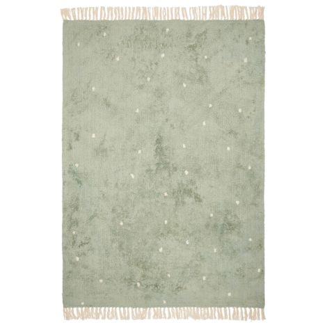 Little Dutch Teppich Dot Pure Mint 170 x 120