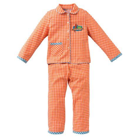 Room Seven Schlafanzug Nino Orange