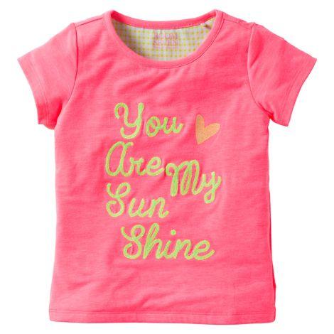 Room Seven T-Shirt Ti Pink