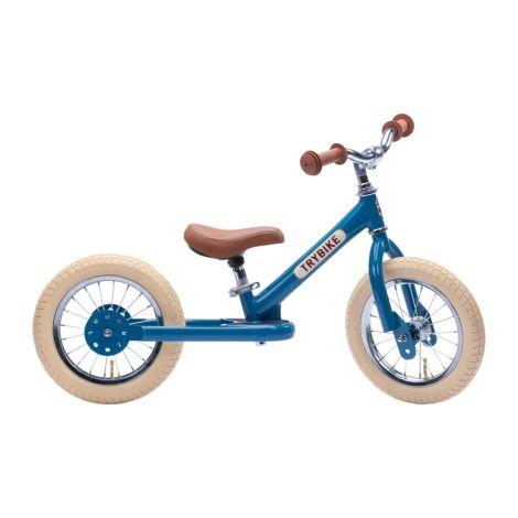 Trybike Laufrad Steel Vintage Blue