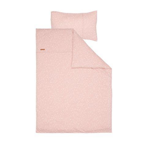 Little Dutch Kinderbettbezug Wild Flowers Pink 100 x 140 cm