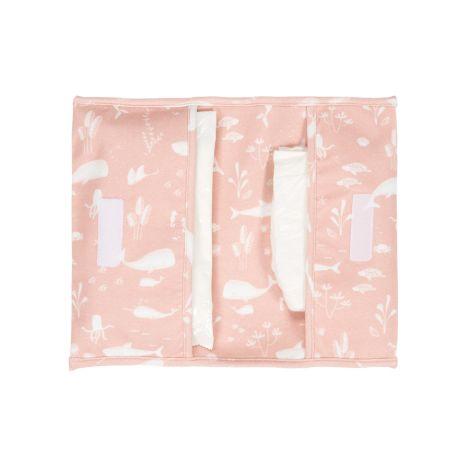 Little Dutch Windeltasche Ocean Pink
