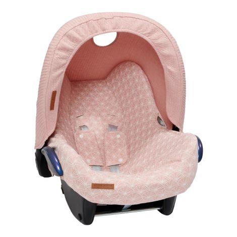 Little Dutch Babyschalen-Verdeck Pure Pink