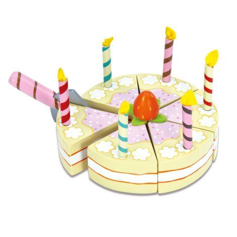 Le Toy Van Geburtstagskuchen Vanille