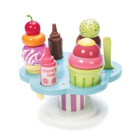 Le Toy Van Eisstand Carlo's Gelato
