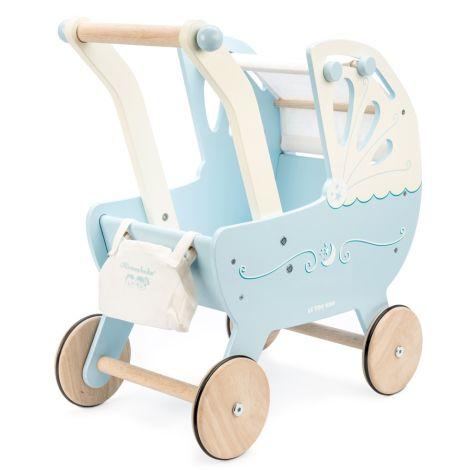 Le Toy Van Puppenwagen Blue