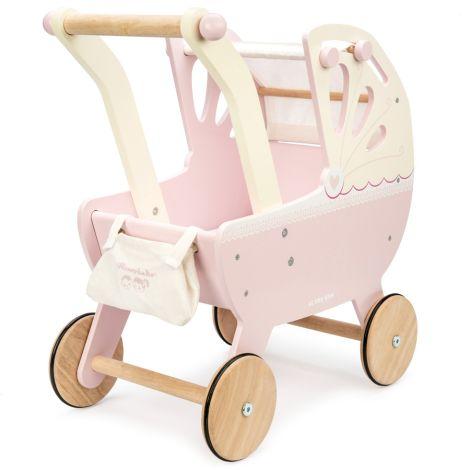 Le Toy Van Puppenwagen Pink