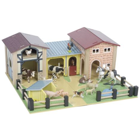 Le Toy Van Farm