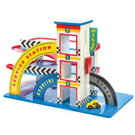 Le Toy Van Vintage Garage