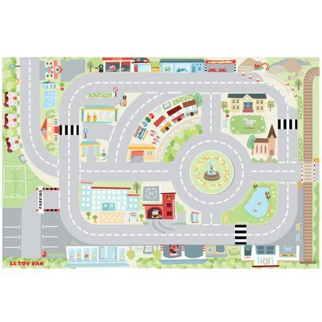 Le Toy Van Spielteppich Stadt 'My First Town'