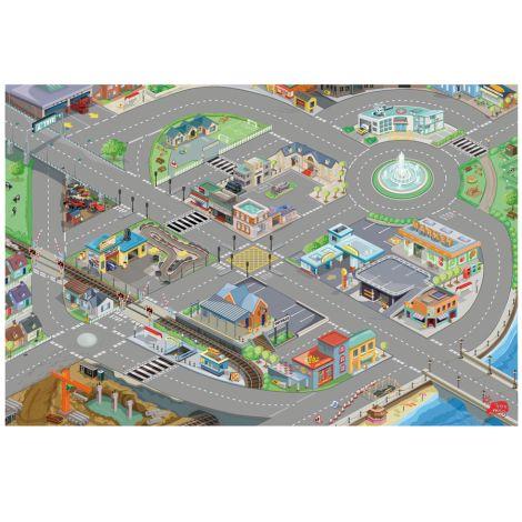Le Toy Van Spielteppich Auto