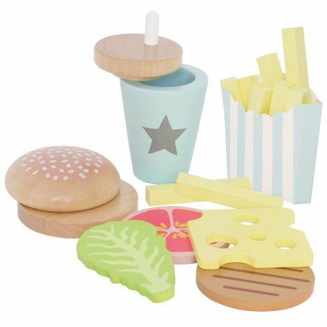 JaBaDaBaDo Hamburger-Set