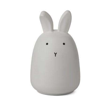 LIEWOOD Nachtlicht Winston Rabbit Dumbo Grey