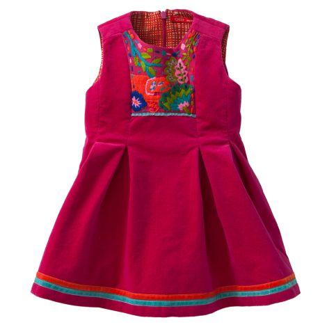 "Oilily Ärmeloses-Kleid ""Dalene"" Pink"