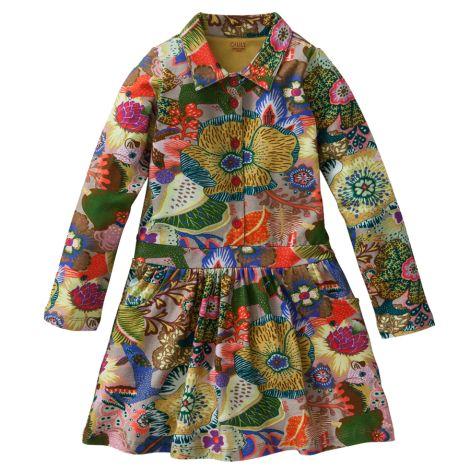 """Oilily Jersey-Kleid """"Tweetwee"""" Kiwano"""
