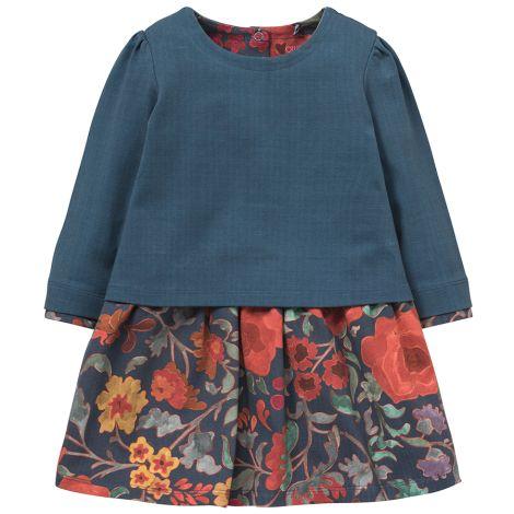Oilily Jersey-Kleid Theodosia Rose Blue