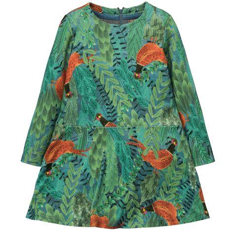 Oilily Kleid Hozz Pheasant Green