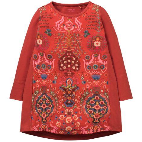 Oilily Jersey-Kleid Tisha Red