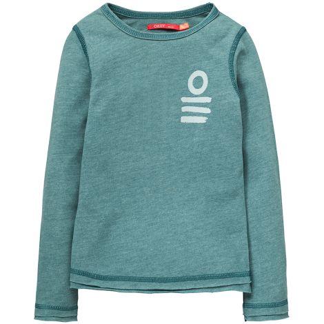 Oilily Langarm-Shirt Tippa Blue