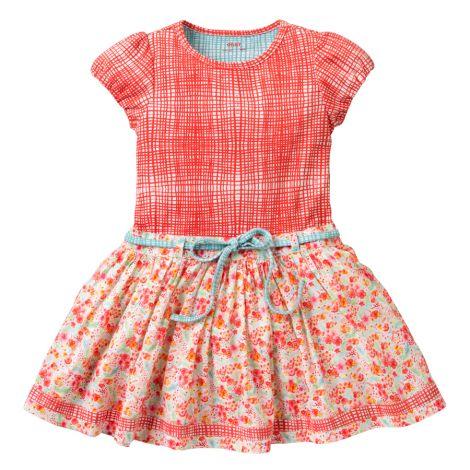 Oilily Kleid Dottie Orange