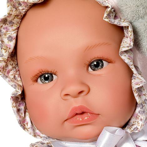 Asi Dolls Puppe Leonora Blumenkleid
