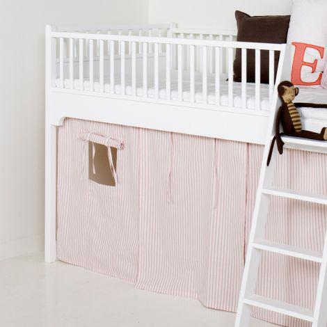 Oliver Furniture Halbhohes Hochbett Seaside