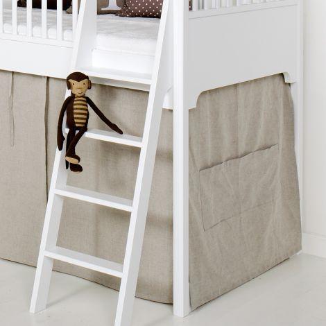 Oliver Furniture Vorhang Natur für halbhohes Hochbett o. Etagenbett Seaside