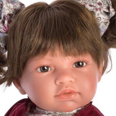 Asi Dolls Puppe Noor Blumenkleid