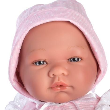 Asi Dolls Puppe Maria Rosa Kleidchen