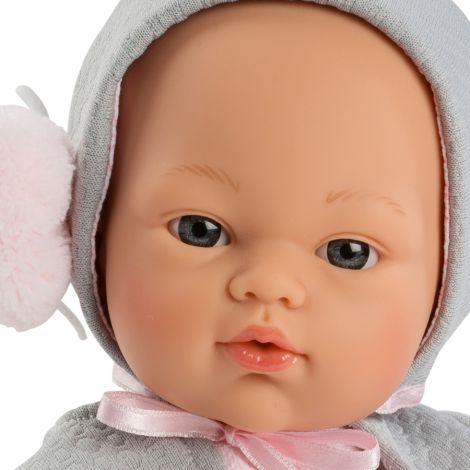 Asi Dolls Puppe Koke Rosa Kleidchen