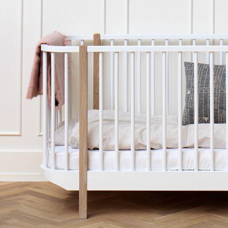 Oliver Furniture Baby- und Kinderbett Wood Eiche