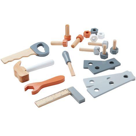 Kids Concept Werkzeugkiste Weiß