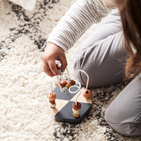 Kids Concept Kugelspiel Mini Neo Rosa