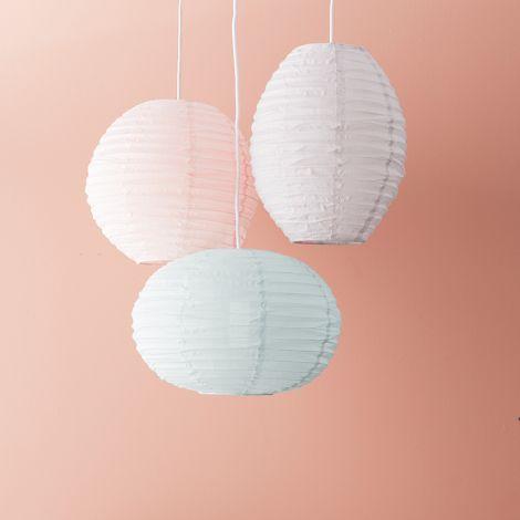 Kids Concept Lampenschirm Edvin Oval Grün