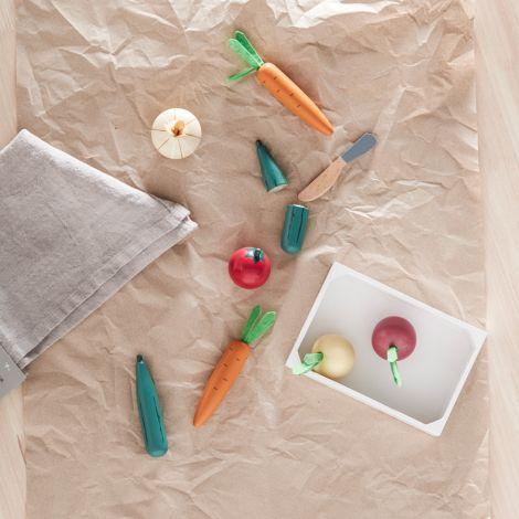 Kids Concept Gemüsekiste Gemischt