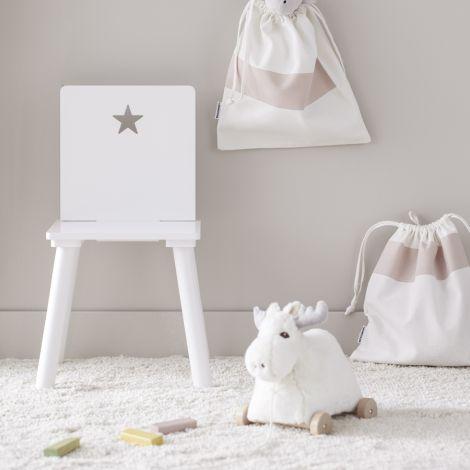 Kids Concept Stuhl Star Weiß