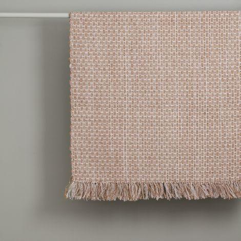 Kids Concept Teppich Baumwolle/Jute Rosa 70x140