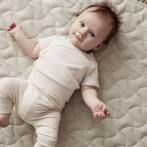 Kids Concept Spielteppich Baby Leinen