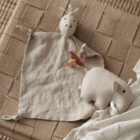 Kids Concept Kuscheltuch Dino