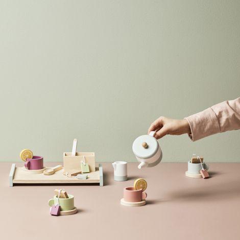 Kids Concept Tee-Set Bistro 21-teilig