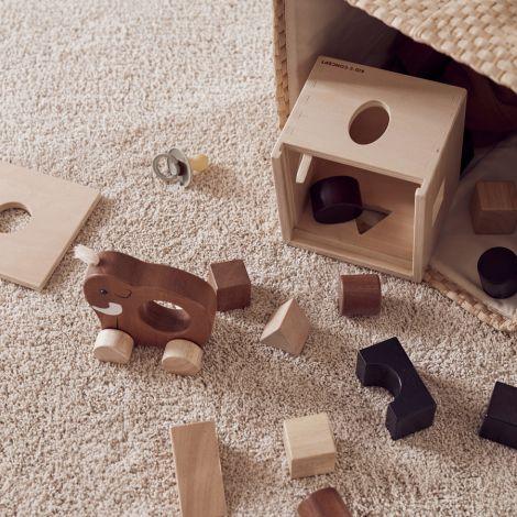 Kids Concept Steckspiel Neo Natur