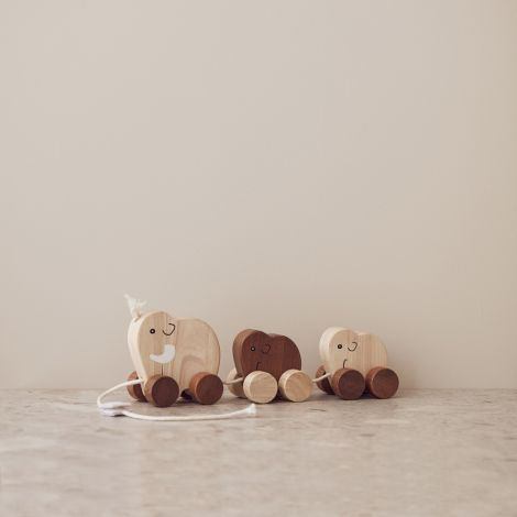 Kids Concept Schaukeldino NEO aus Holz