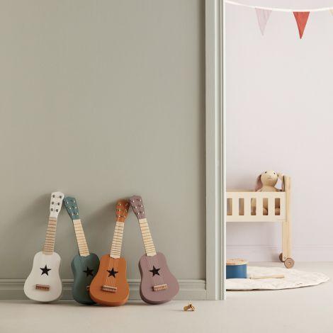 Kids Concept Gitarre Gelb Holz