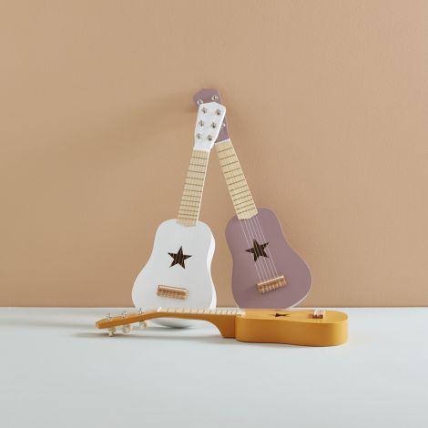 Kids Concept Gitarre Lila Holz