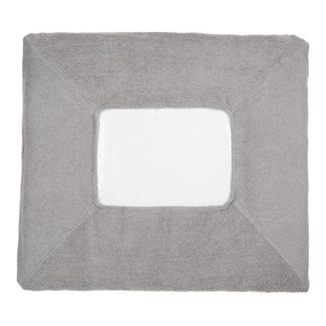 Koeka Bezug für Wickelauflage Berlin Steel Grey