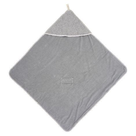 Koeka Wickeltuch Vigo Sparkle Grey •