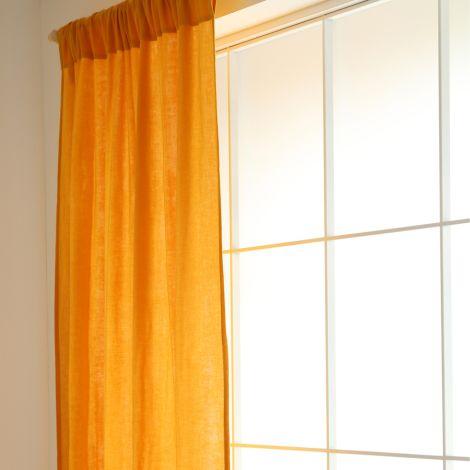 Nobodinoz Vorhang Utopia 146X280 Farniente Yellow