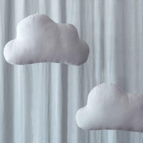 Nobodinoz Kissen Cloud 24X38 Riviera Blue