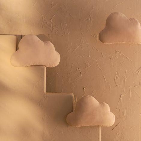 Nobodinoz Kissen Cloud 24X38 Nude